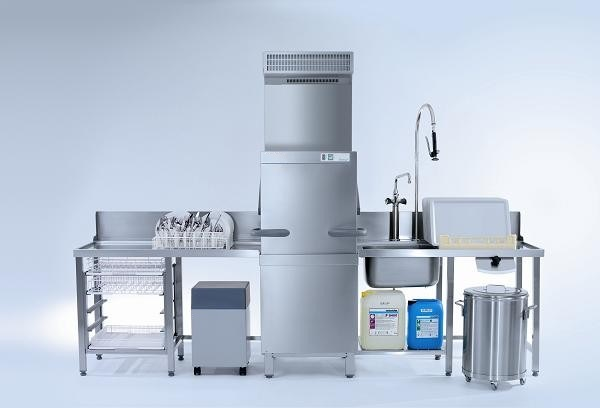 Lave vaisselle capot bar expert winterhalter